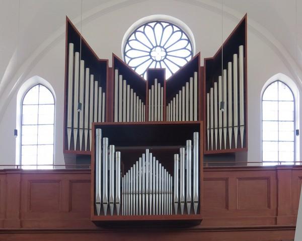 """Erfolgreich durchgeführt: Die """"Grande Dame"""" der Petruskirche inkl. Orgelkonzert"""