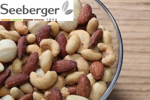 erfolgreich durchgeführt: Firmenführung bei Seeberger mit Kaffee und Kuchen & Goodie
